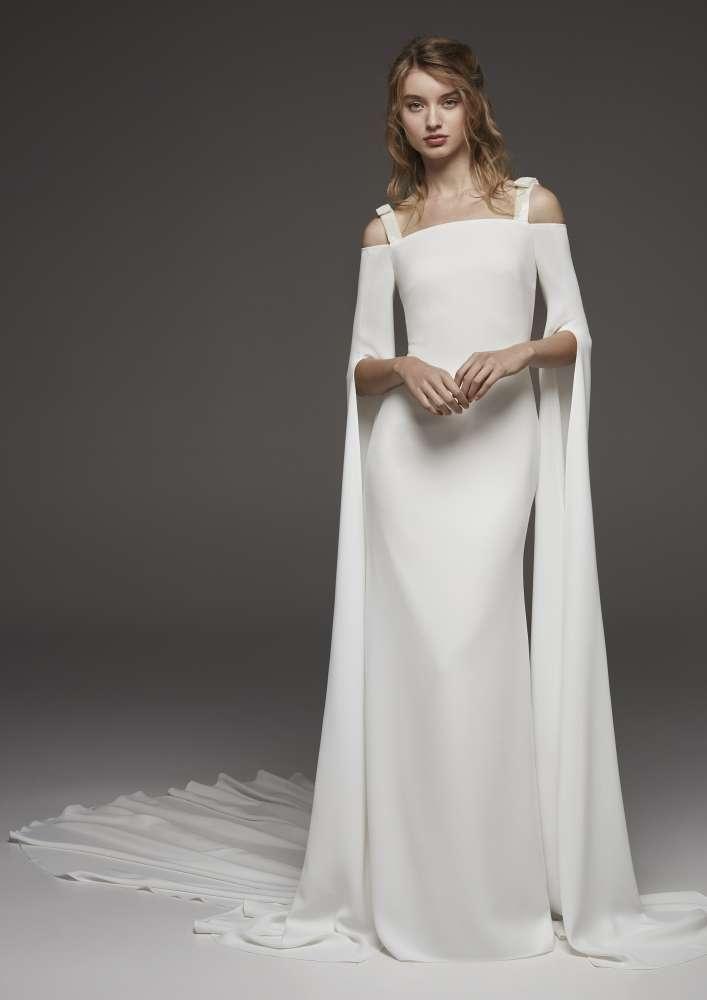Atelier Pronovias * Svadobné šaty z kolekcií na rok 2019 - Obrázok č. 45