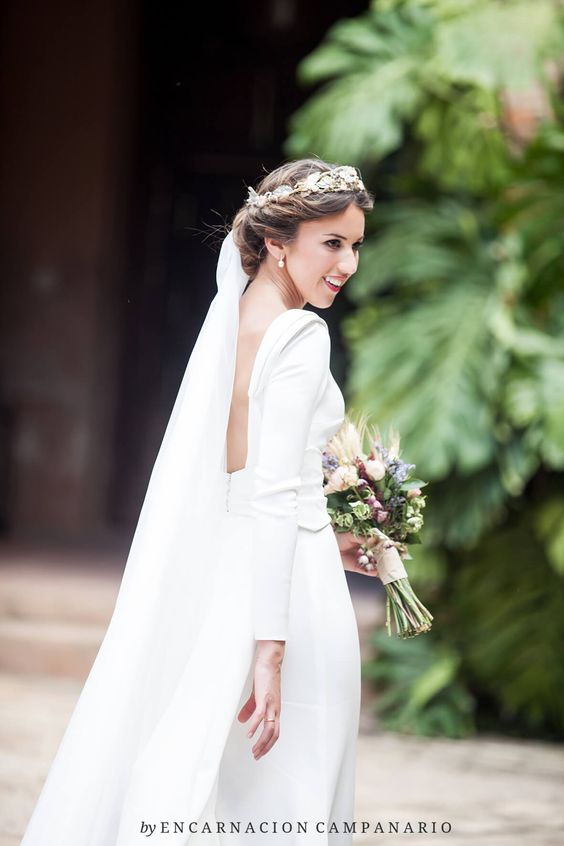 Tak jednoducho, ako sa len dá (minimalizmus v svadobných šatách) - Obrázok č. 79