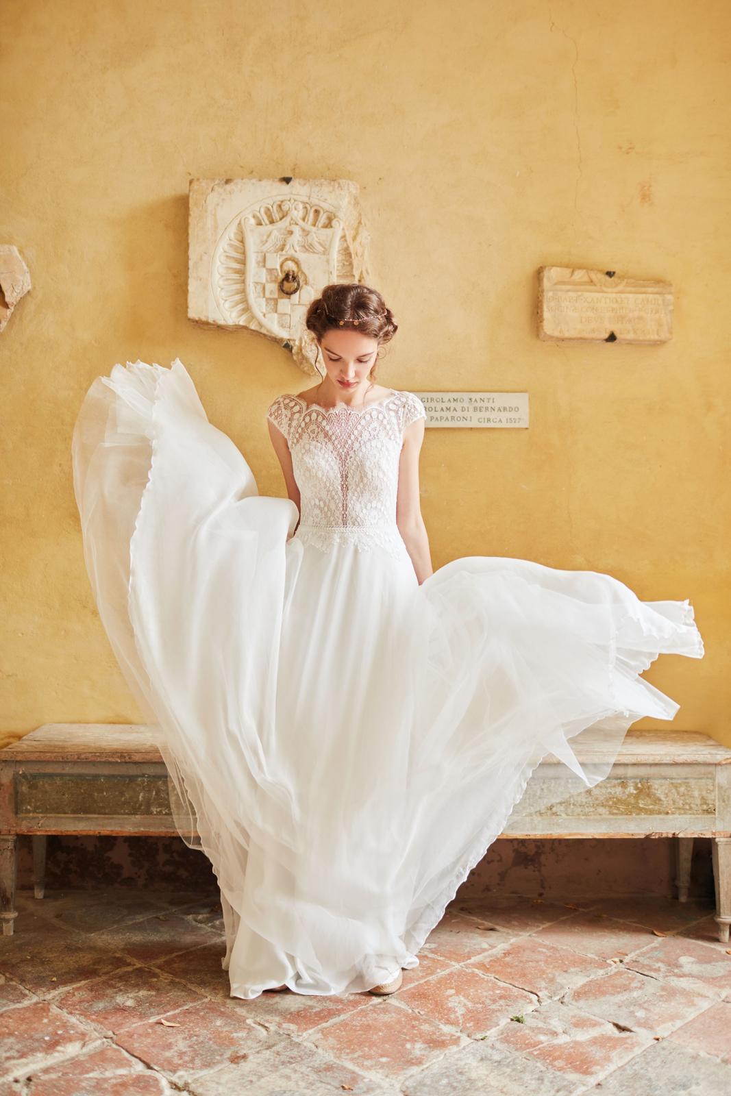 Anna Kara * Svadobné šaty z kolekcií na rok 2019 - Obrázok č. 49