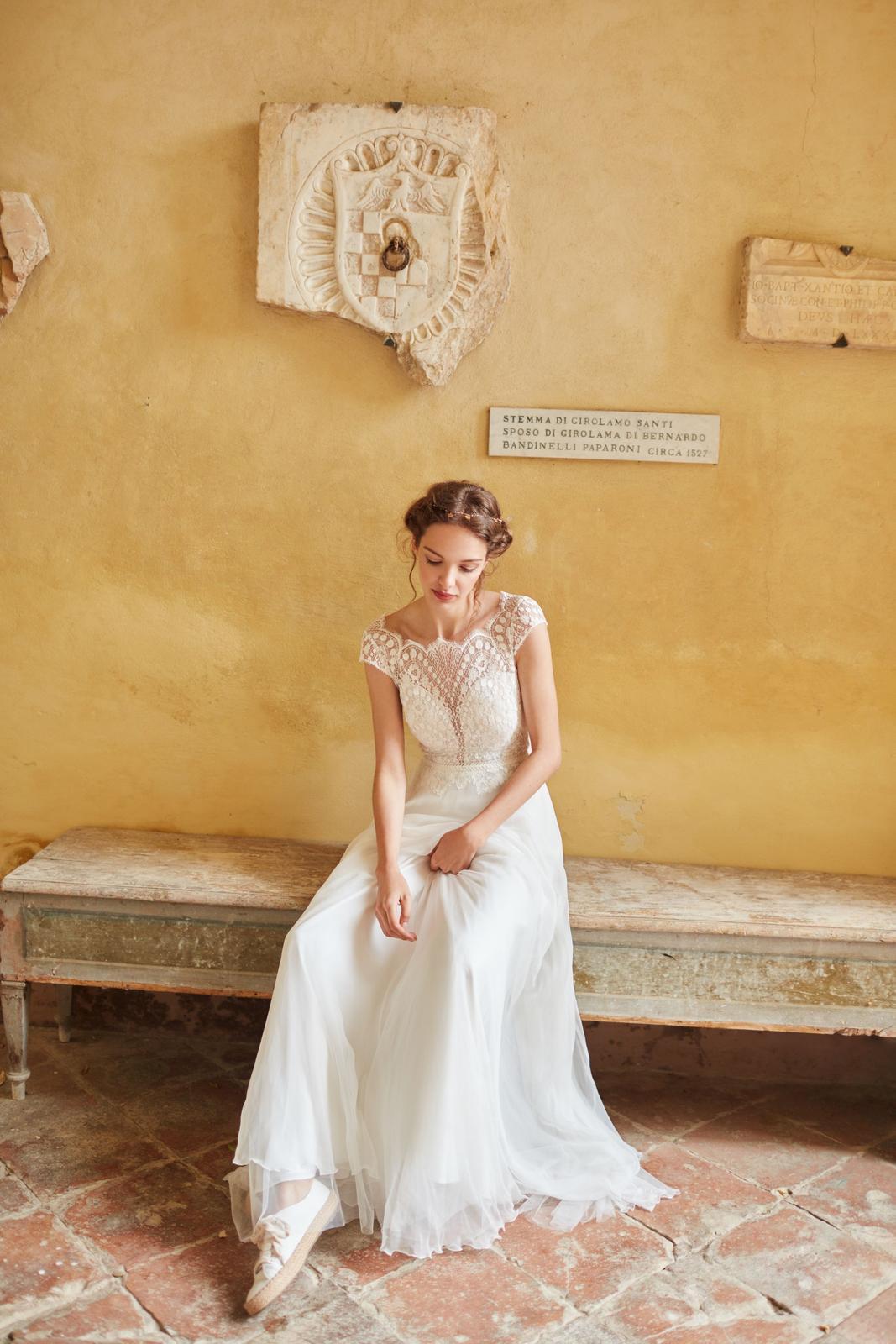 Anna Kara * Svadobné šaty z kolekcií na rok 2019 - Obrázok č. 50