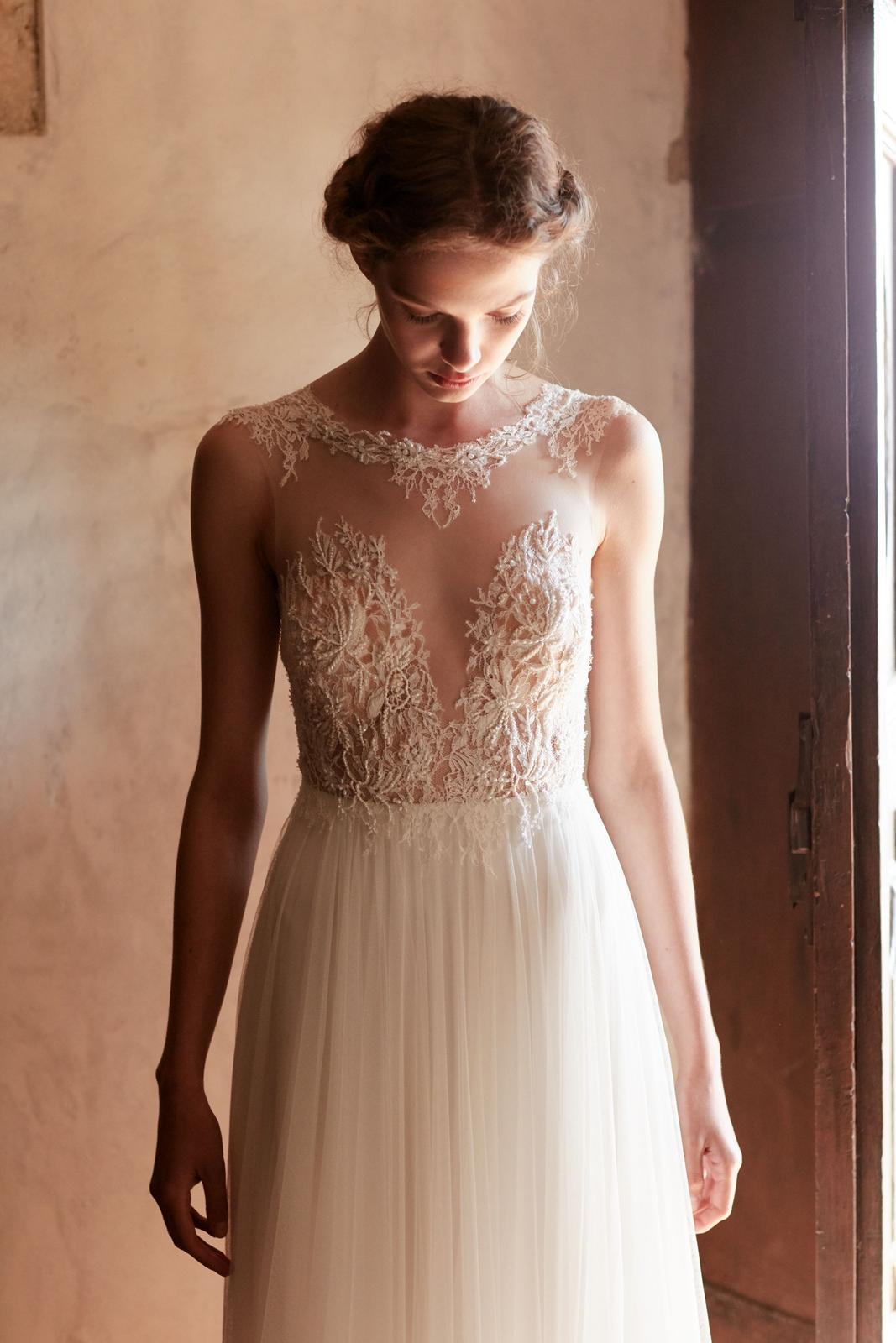 Anna Kara * Svadobné šaty z kolekcií na rok 2019 - Obrázok č. 52