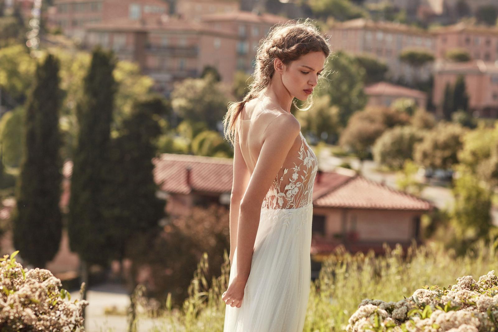 Anna Kara * Svadobné šaty z kolekcií na rok 2019 - Obrázok č. 53