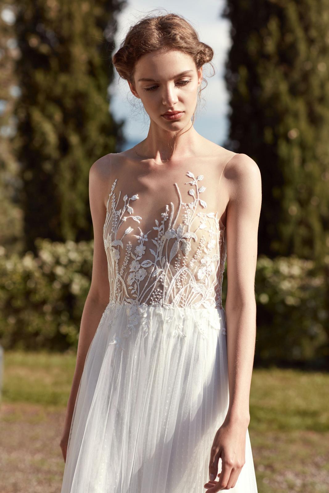 Anna Kara * Svadobné šaty z kolekcií na rok 2019 - Obrázok č. 54