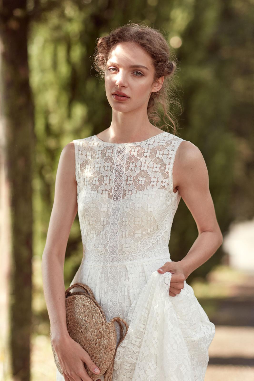Anna Kara * Svadobné šaty z kolekcií na rok 2019 - Obrázok č. 55