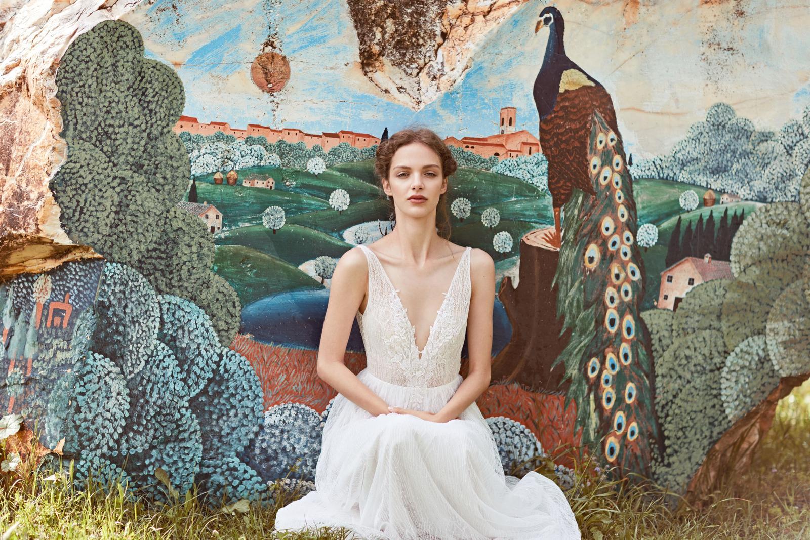 Anna Kara * Svadobné šaty z kolekcií na rok 2019 - Obrázok č. 57