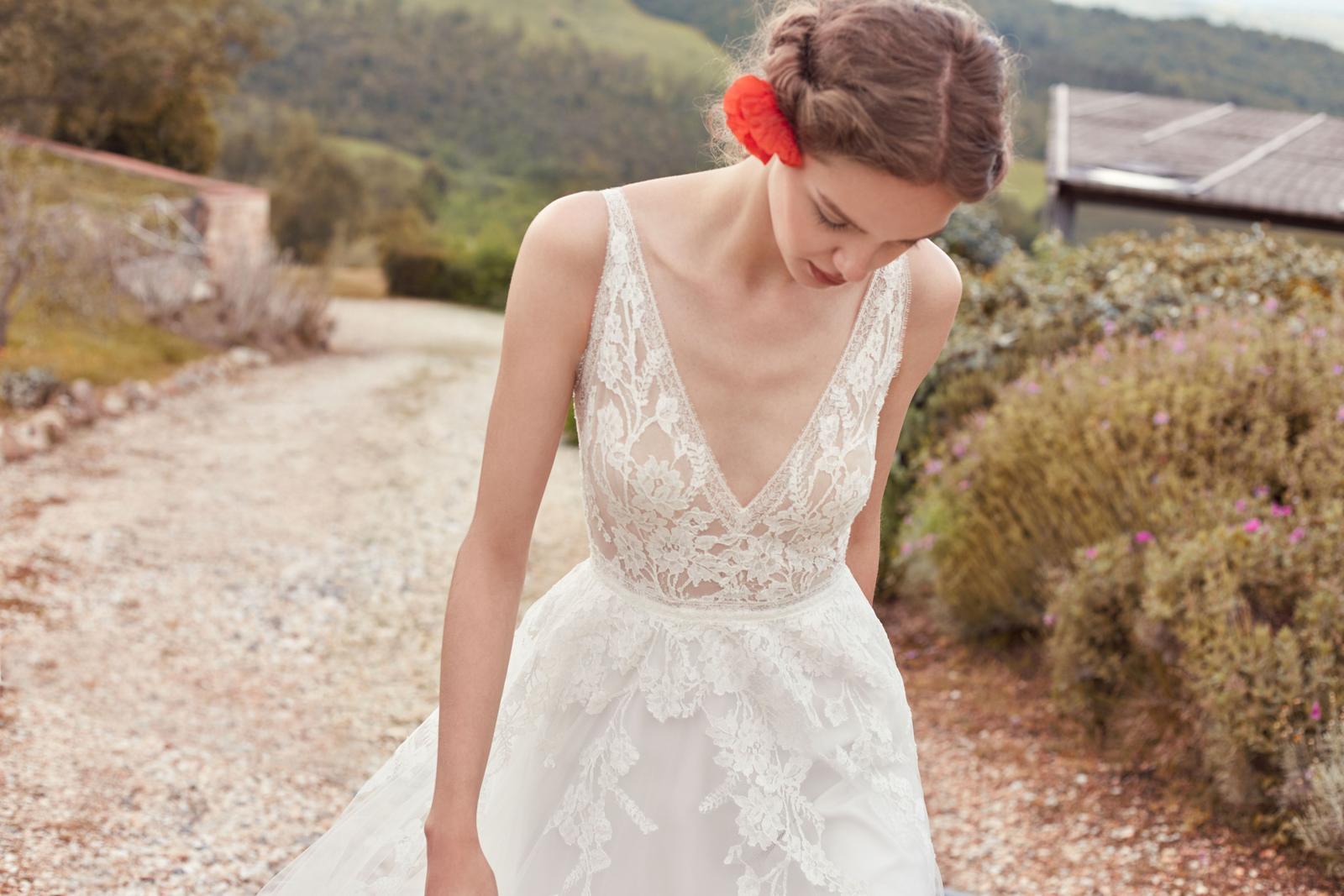 Anna Kara * Svadobné šaty z kolekcií na rok 2019 - Obrázok č. 59