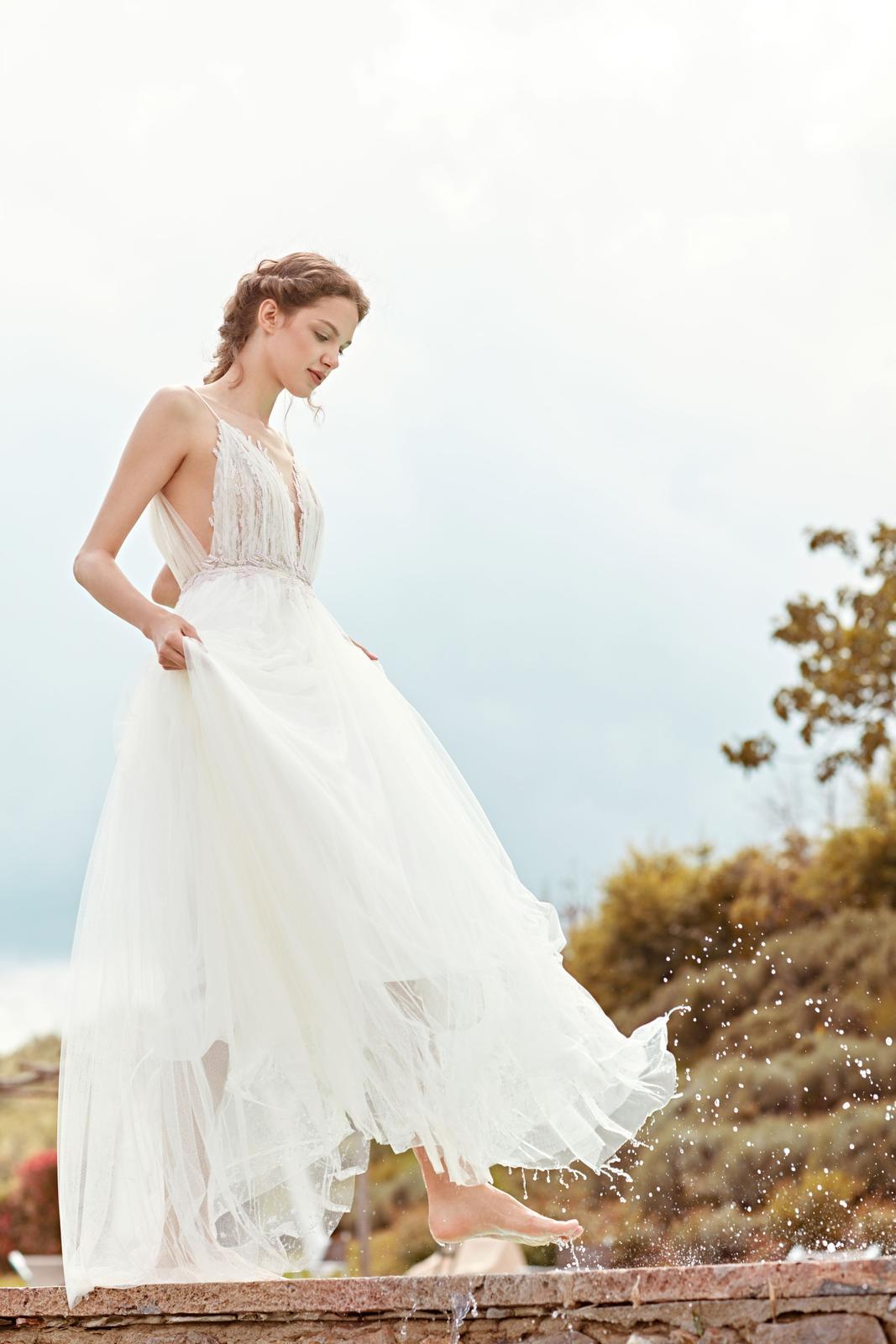 Anna Kara * Svadobné šaty z kolekcií na rok 2019 - Obrázok č. 60