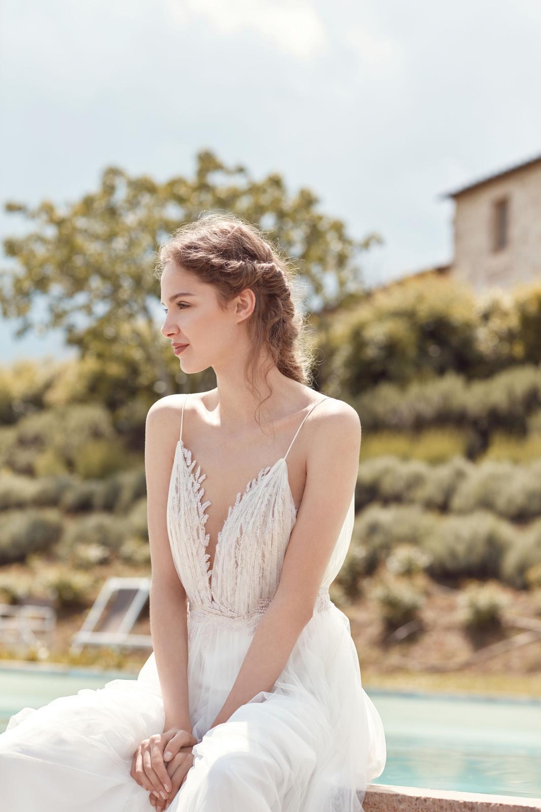 Anna Kara * Svadobné šaty z kolekcií na rok 2019 - Obrázok č. 61