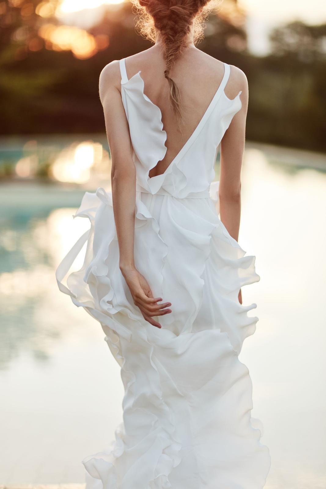 Anna Kara * Svadobné šaty z kolekcií na rok 2019 - Obrázok č. 62