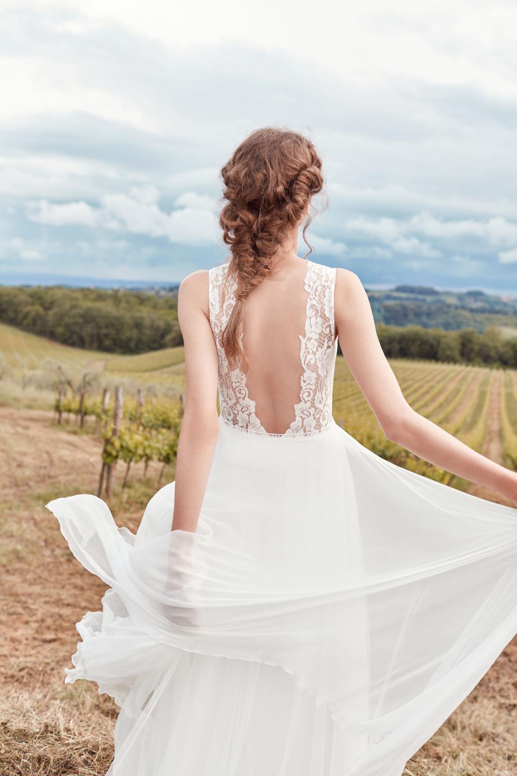 Anna Kara * Svadobné šaty z kolekcií na rok 2019 - Obrázok č. 67