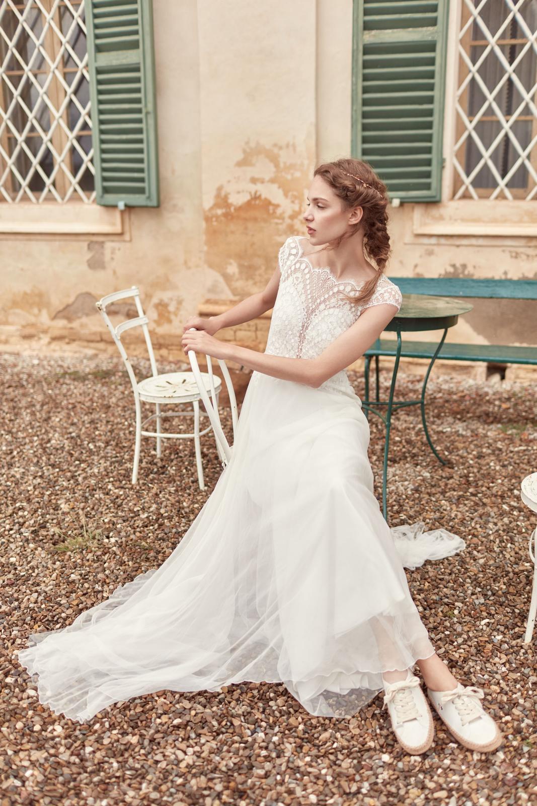 Anna Kara * Svadobné šaty z kolekcií na rok 2019 - Obrázok č. 70