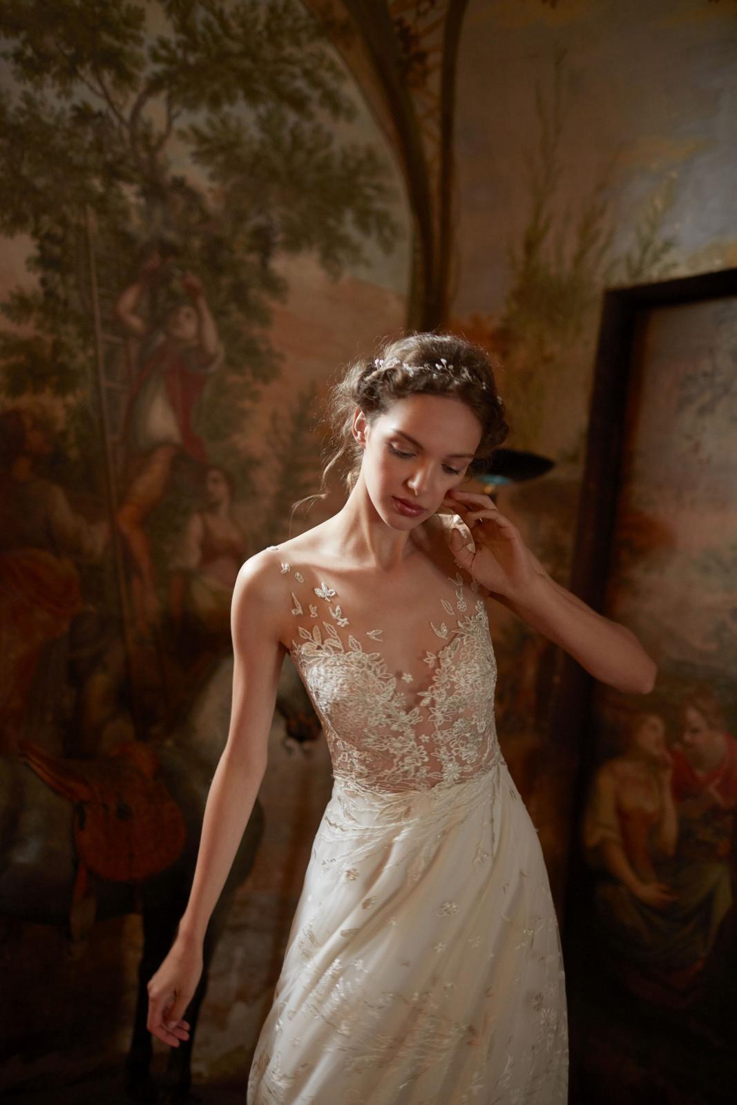 Anna Kara * Svadobné šaty z kolekcií na rok 2019 - Obrázok č. 71