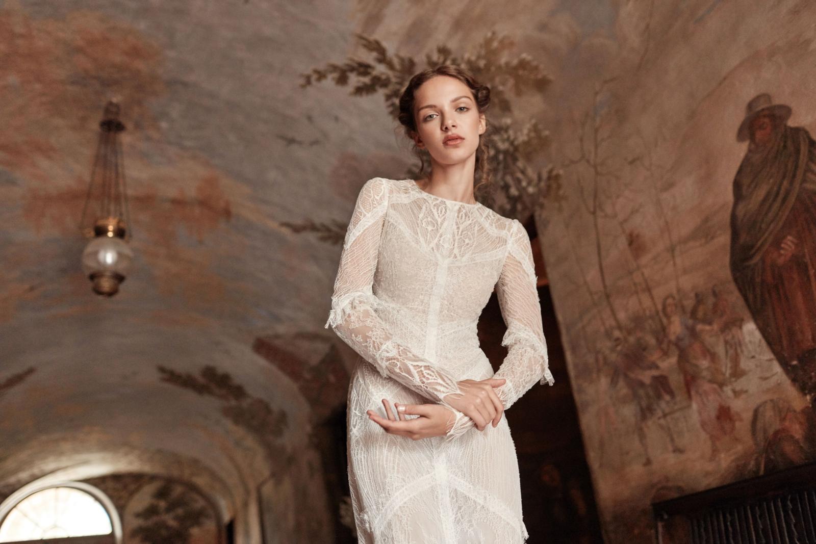 Anna Kara * Svadobné šaty z kolekcií na rok 2019 - Obrázok č. 74