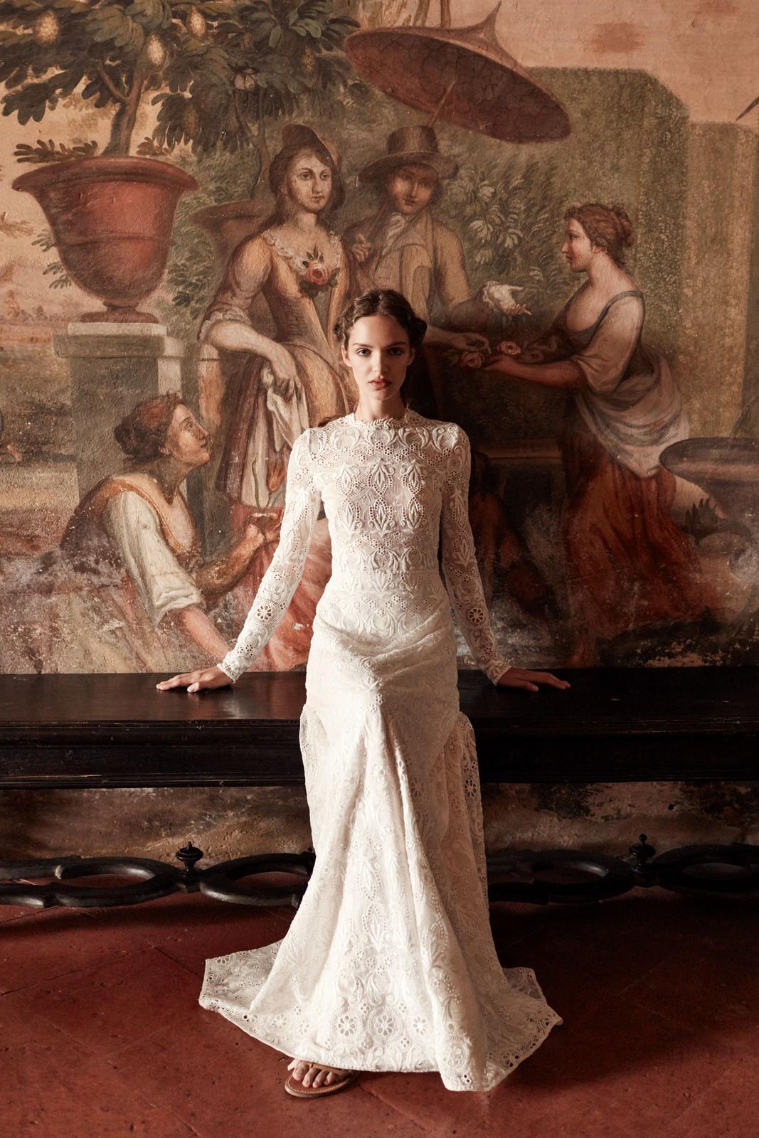 Anna Kara * Svadobné šaty z kolekcií na rok 2019 - Obrázok č. 75