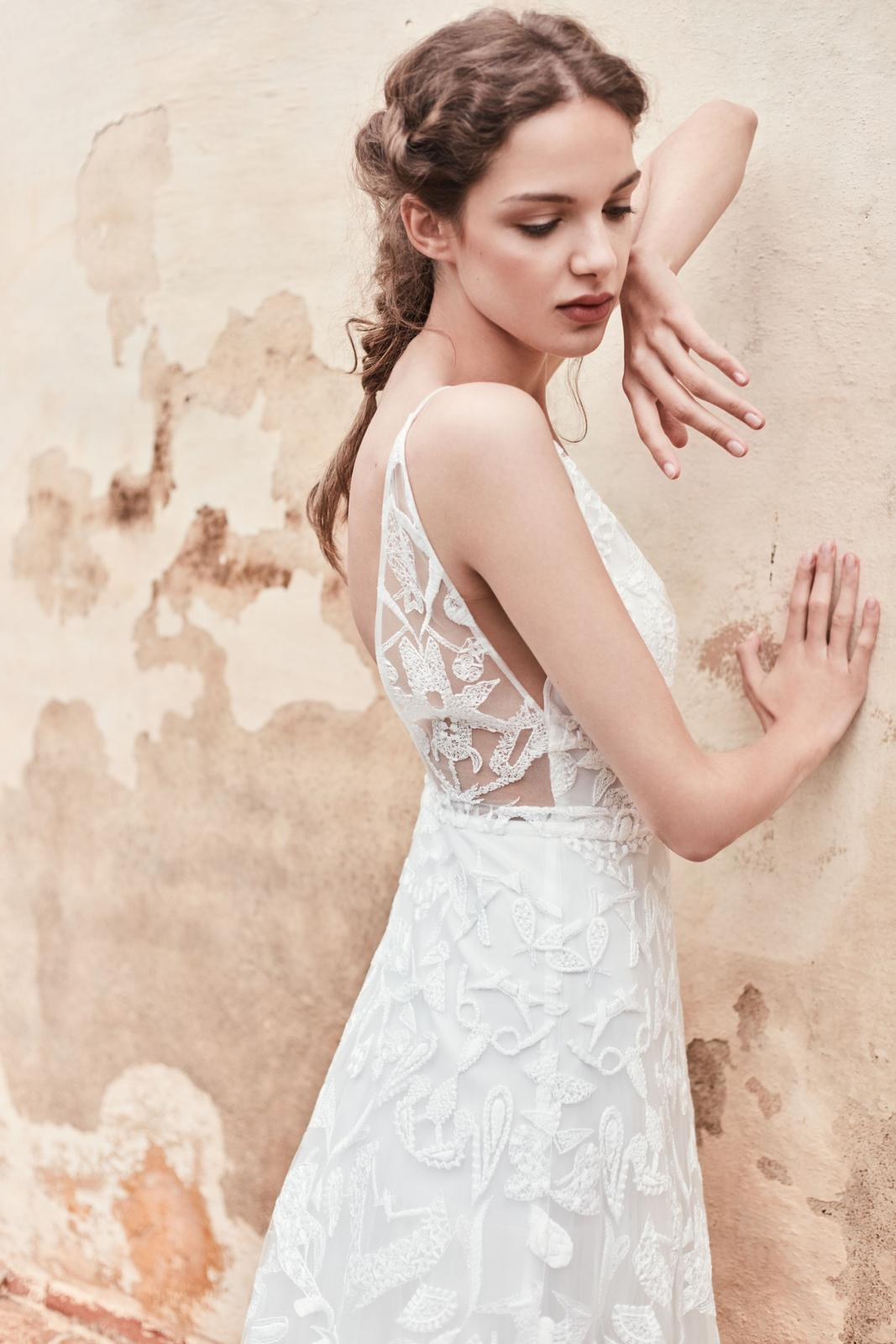 Anna Kara * Svadobné šaty z kolekcií na rok 2019 - Obrázok č. 77