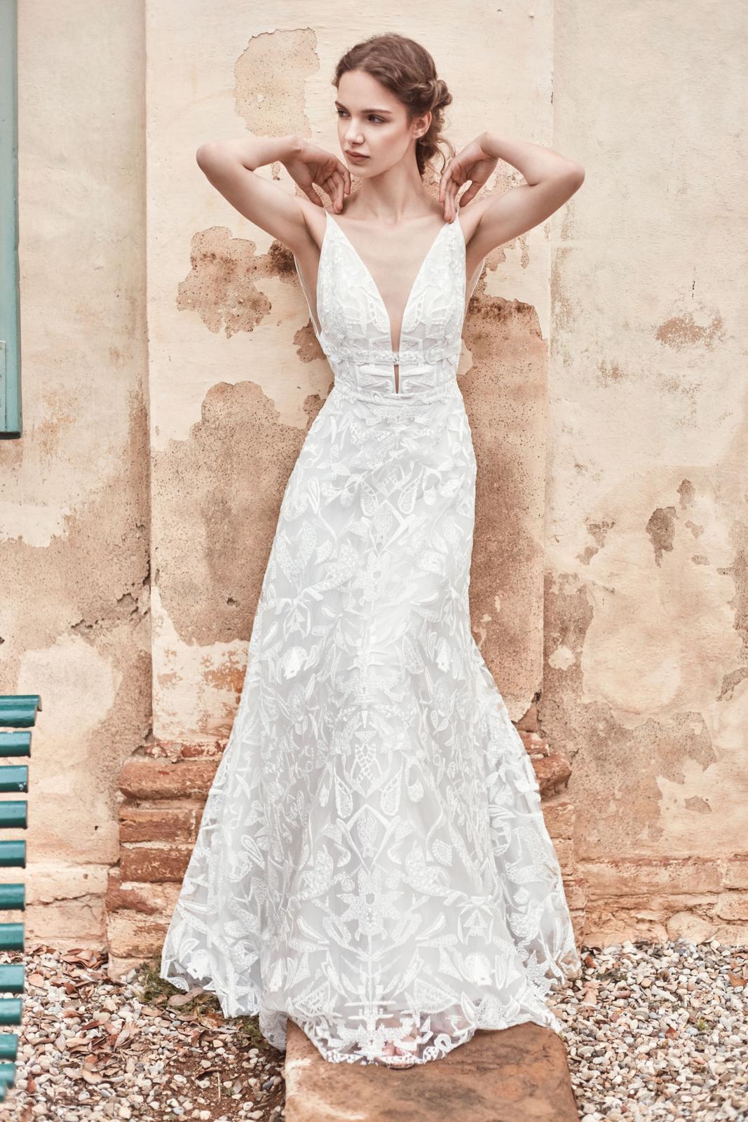 Anna Kara * Svadobné šaty z kolekcií na rok 2019 - Obrázok č. 78