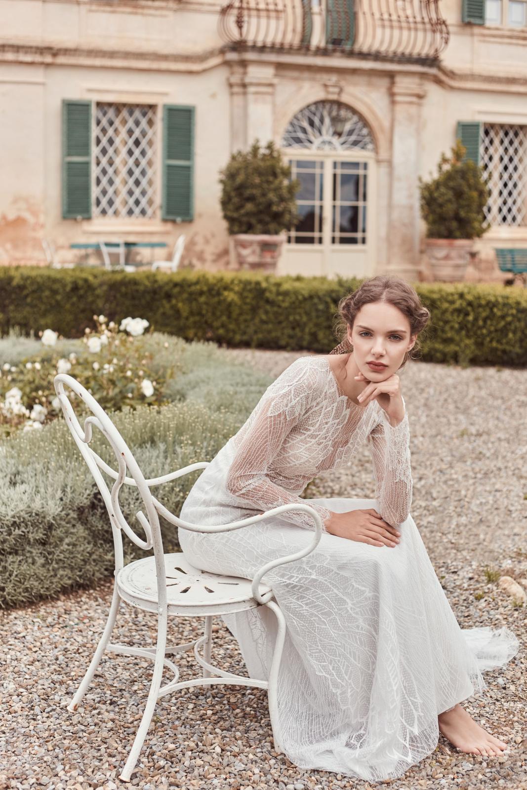 Anna Kara * Svadobné šaty z kolekcií na rok 2019 - Obrázok č. 79
