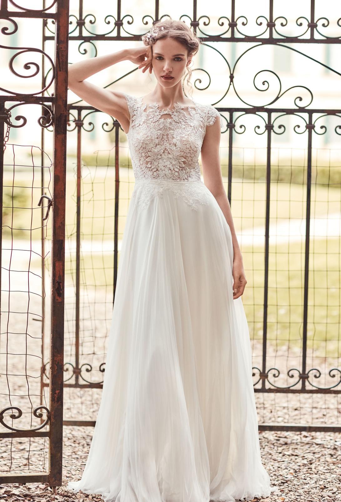 Anna Kara * Svadobné šaty z kolekcií na rok 2019 - Obrázok č. 80