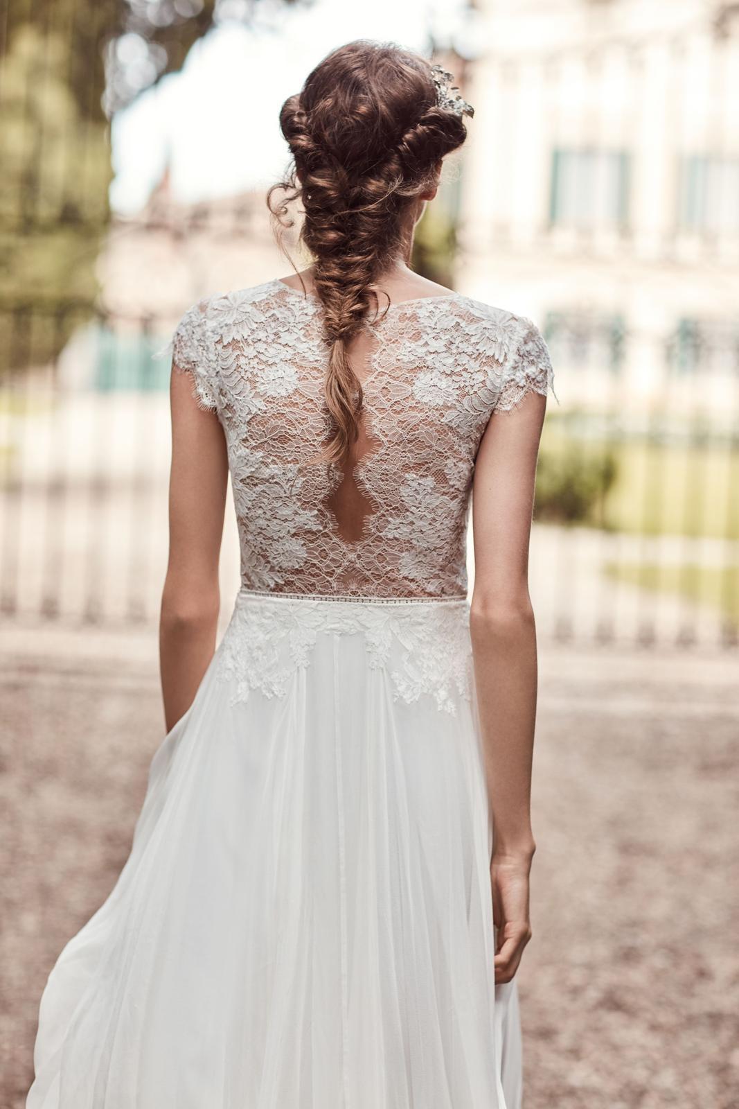 Anna Kara * Svadobné šaty z kolekcií na rok 2019 - Obrázok č. 81