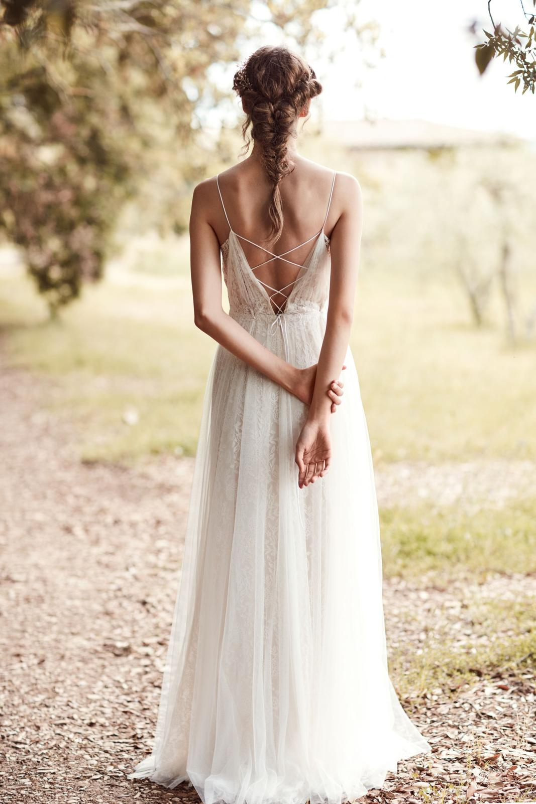 Anna Kara * Svadobné šaty z kolekcií na rok 2019 - Obrázok č. 82