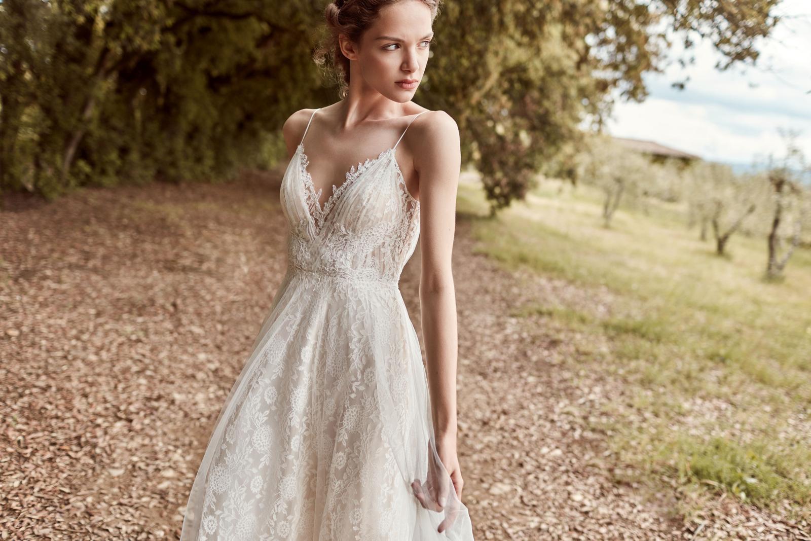 Anna Kara * Svadobné šaty z kolekcií na rok 2019 - Obrázok č. 83