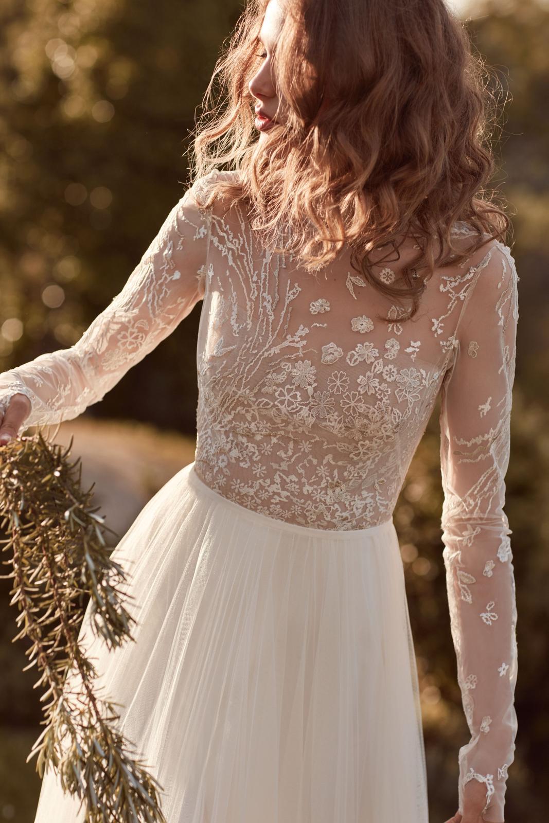 Anna Kara * Svadobné šaty z kolekcií na rok 2019 - Obrázok č. 87