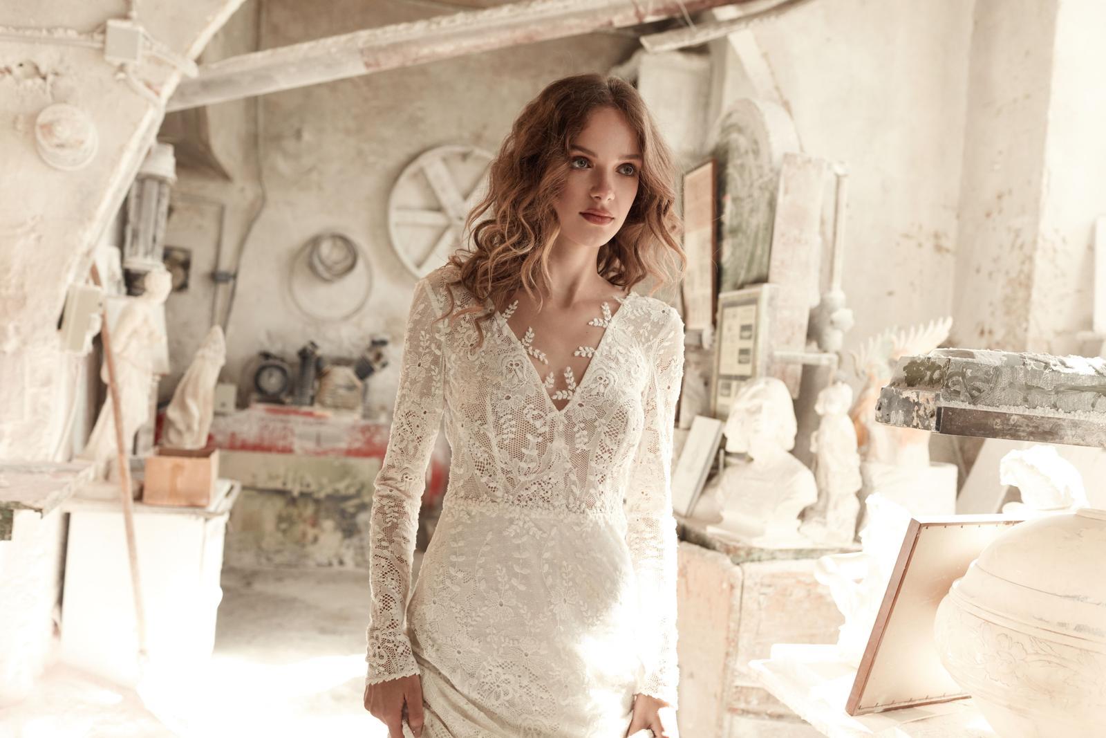 Anna Kara * Svadobné šaty z kolekcií na rok 2019 - Obrázok č. 91
