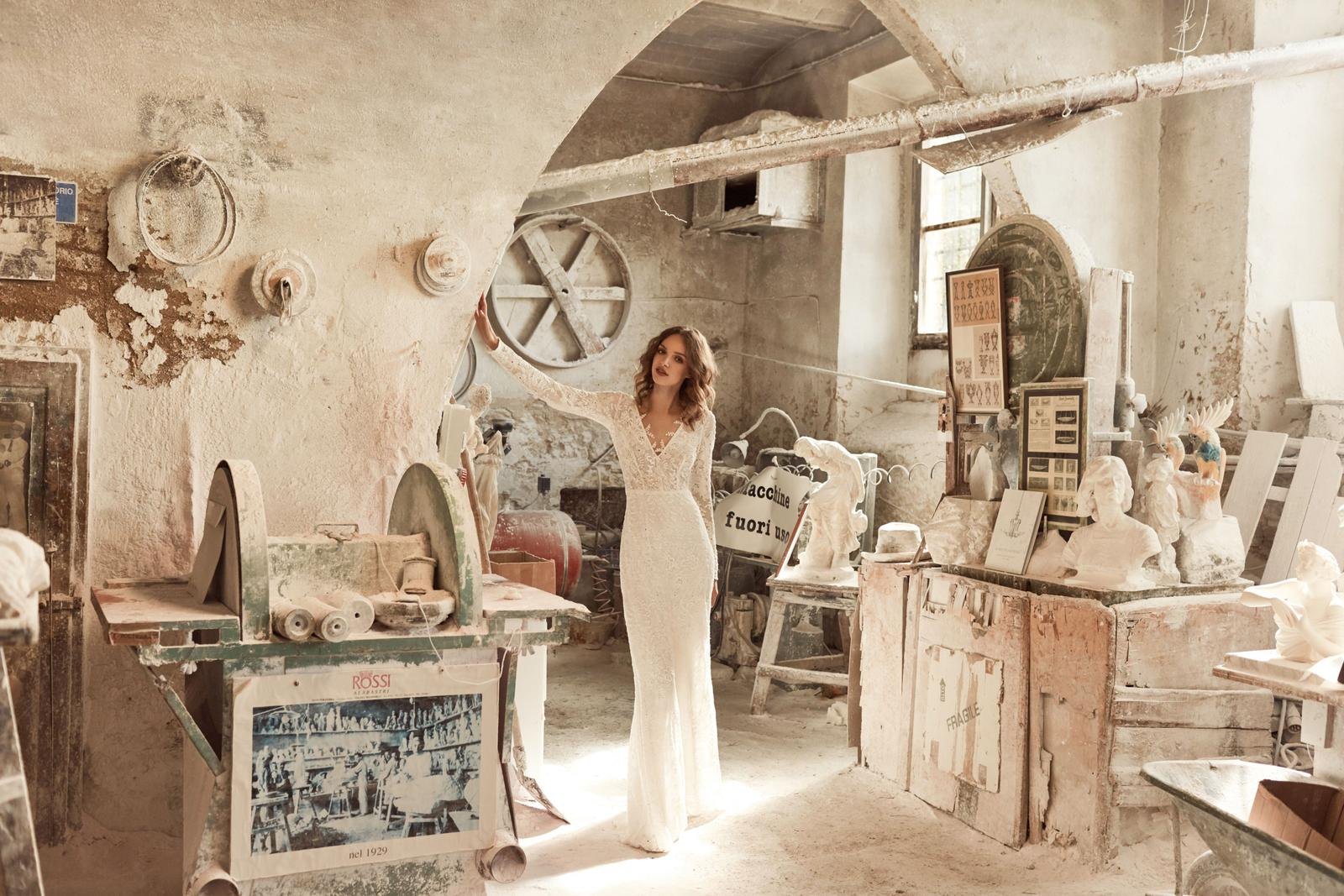 Anna Kara * Svadobné šaty z kolekcií na rok 2019 - Obrázok č. 92