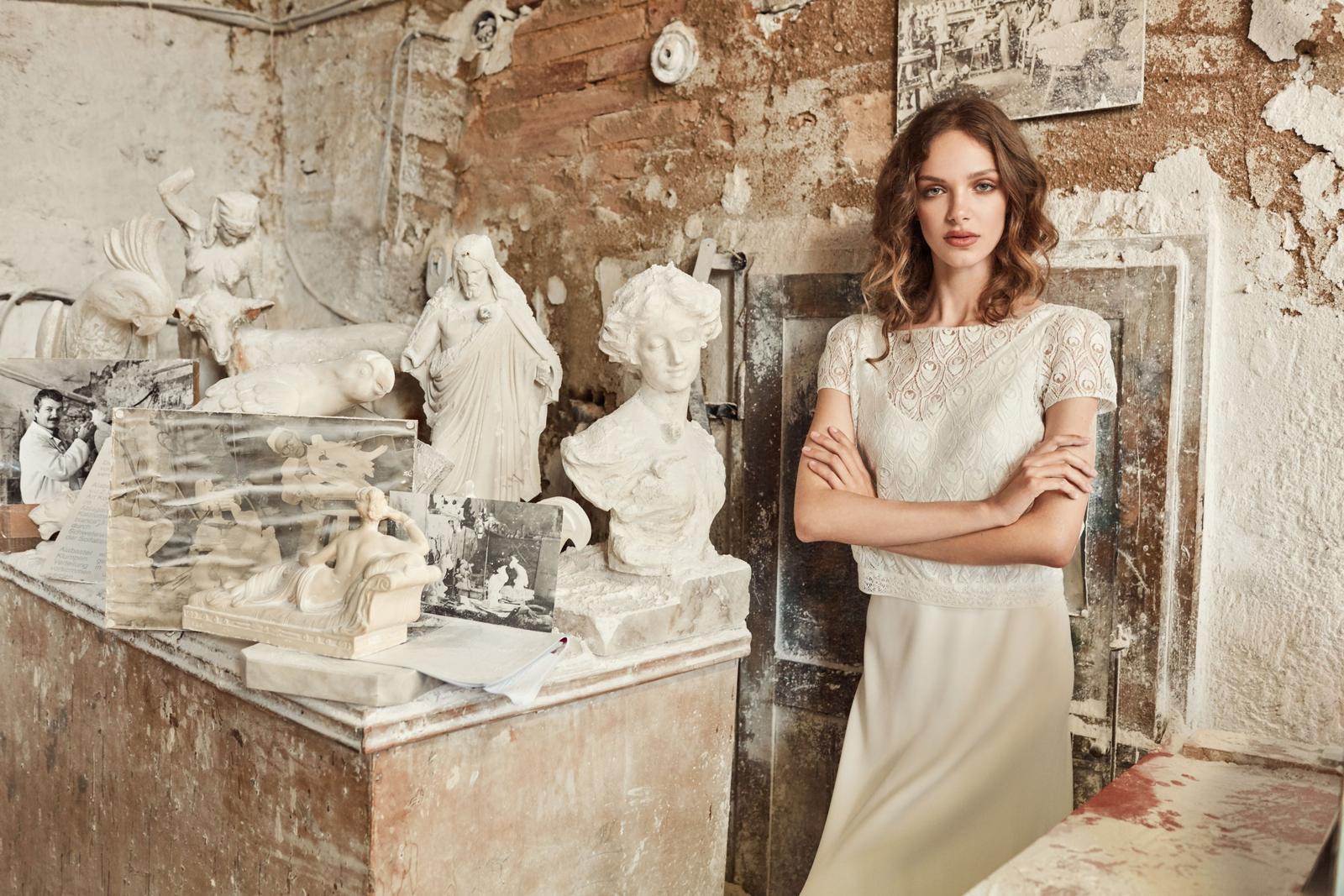 Anna Kara * Svadobné šaty z kolekcií na rok 2019 - Obrázok č. 93