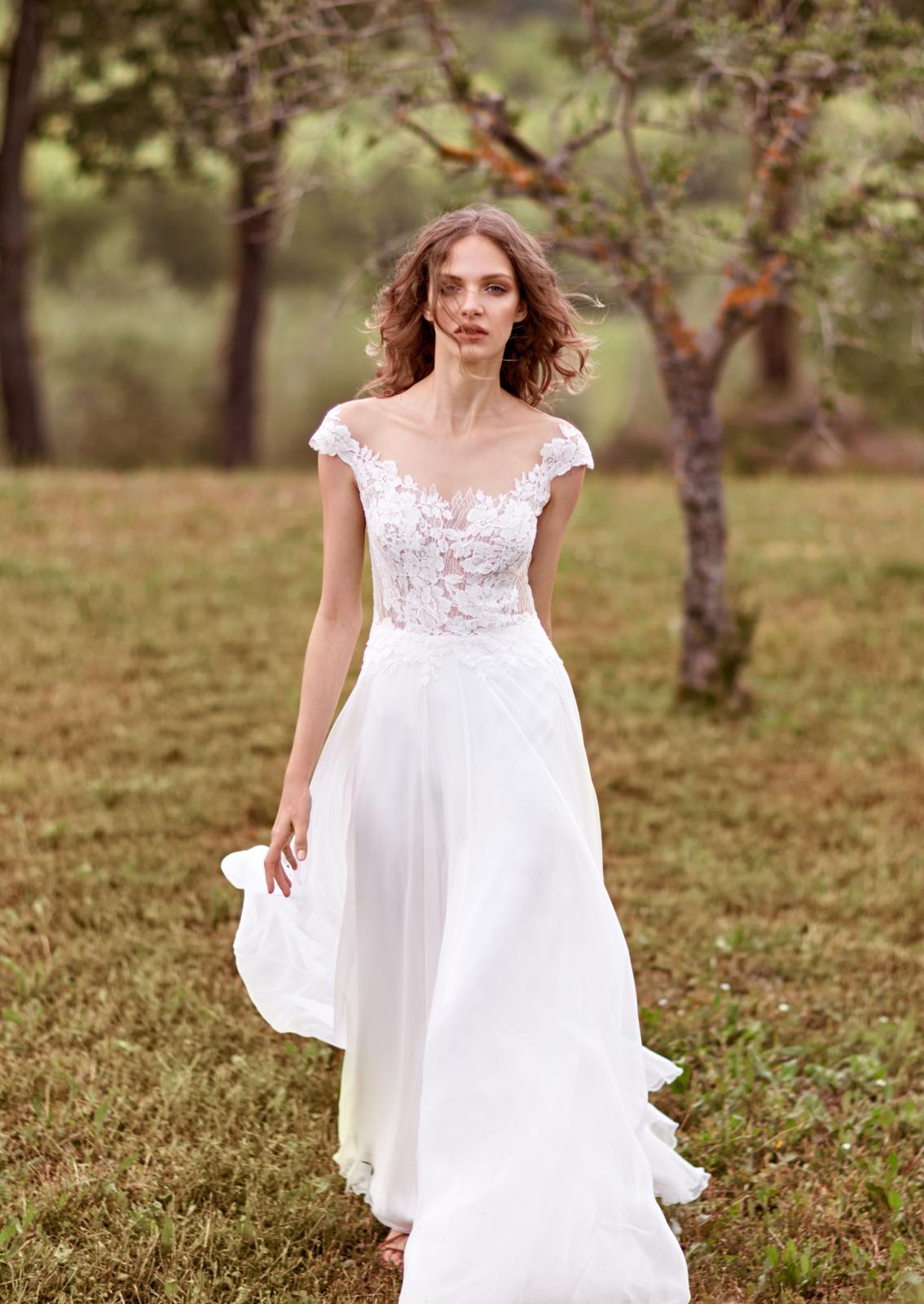 Anna Kara * Svadobné šaty z kolekcií na rok 2019 - Obrázok č. 96