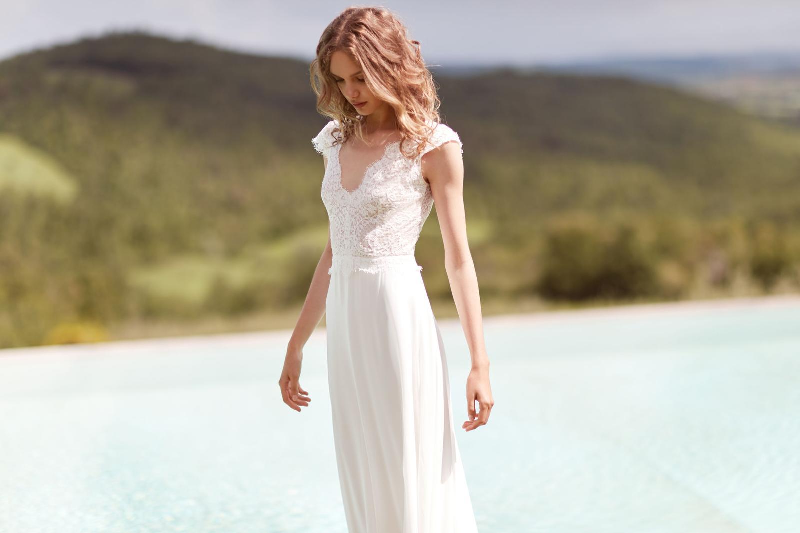 Anna Kara * Svadobné šaty z kolekcií na rok 2019 - Obrázok č. 97