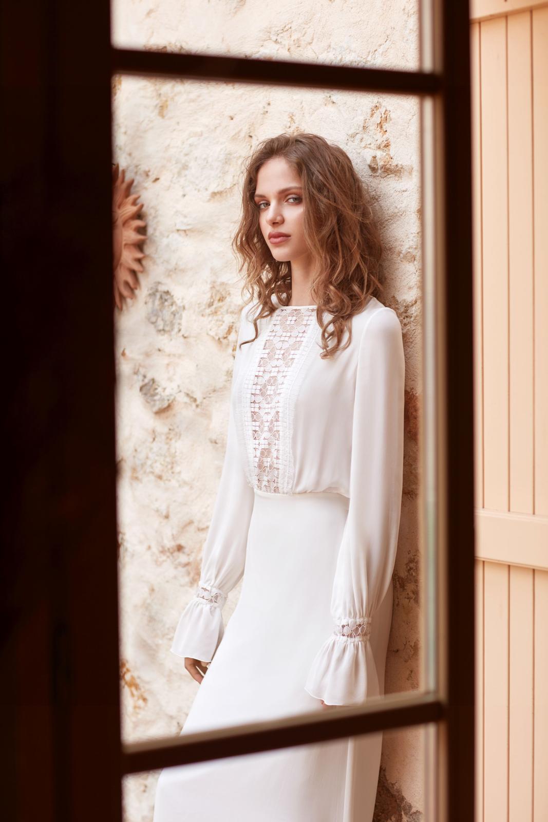 Anna Kara * Svadobné šaty z kolekcií na rok 2019 - Obrázok č. 98