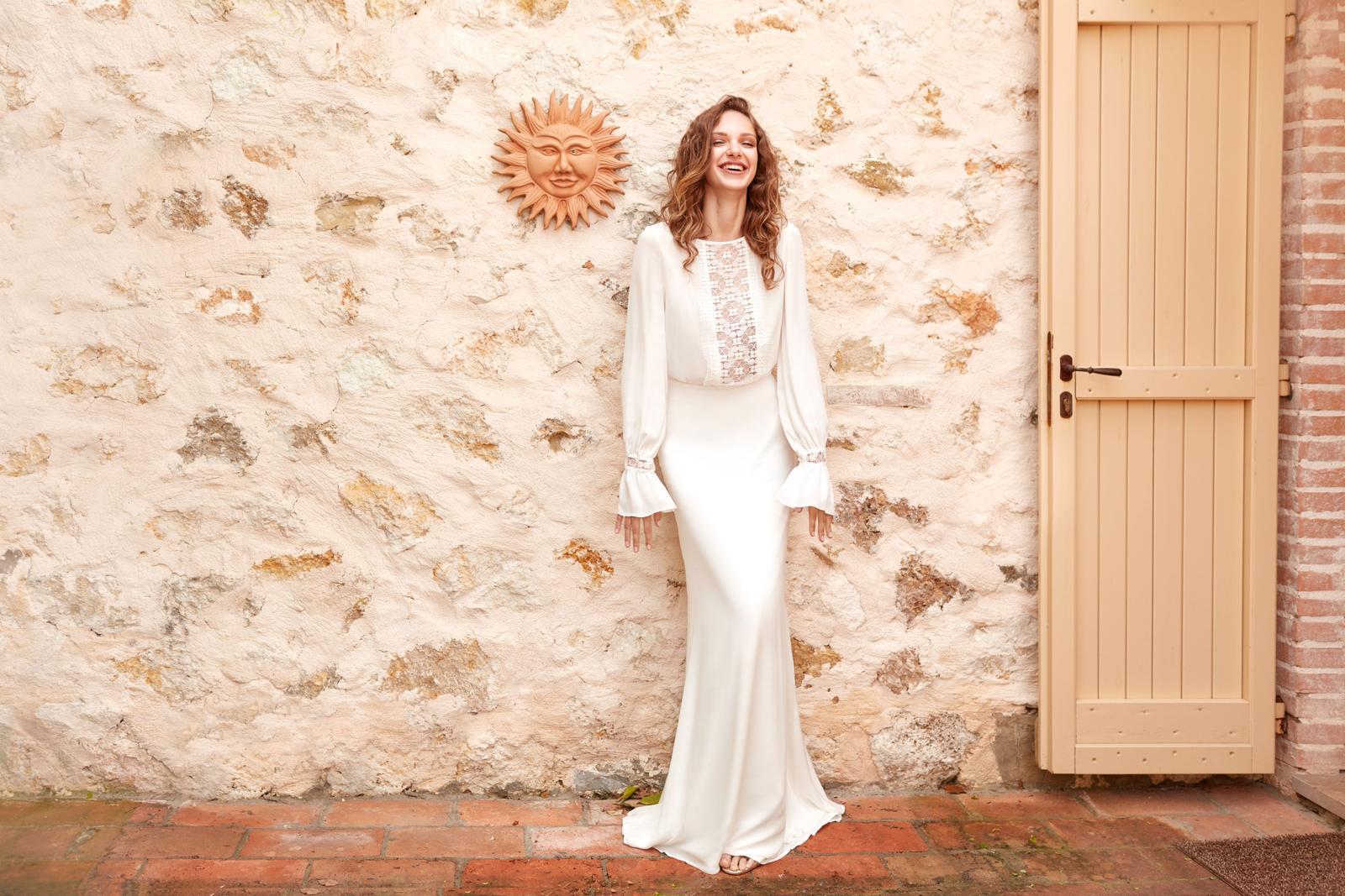 Anna Kara * Svadobné šaty z kolekcií na rok 2019 - Obrázok č. 99