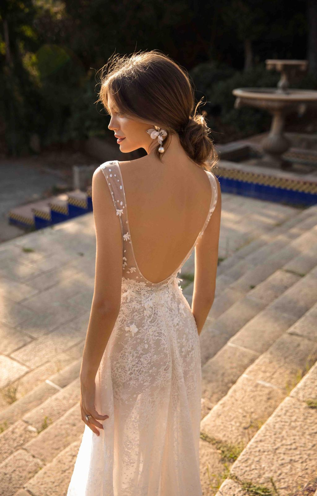 Muse by Berta * Svadobné šaty z kolekcií na rok 2019 - Obrázok č. 6