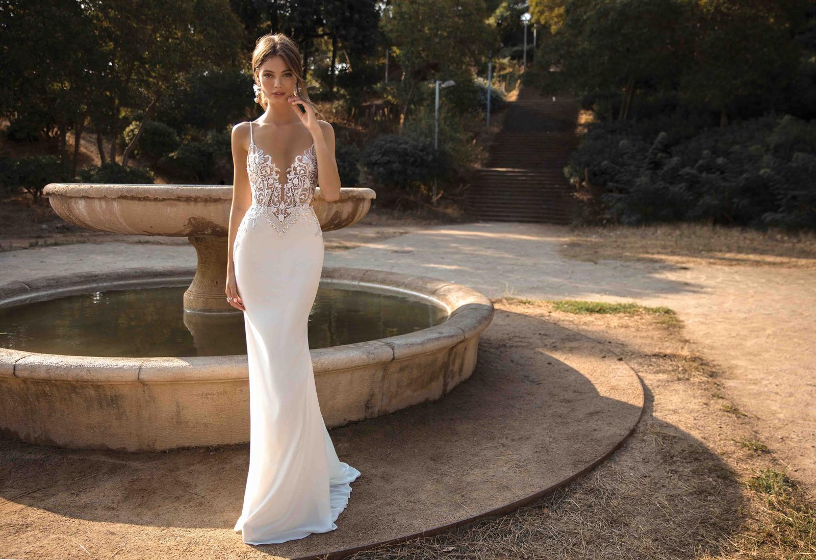 Muse by Berta * Svadobné šaty z kolekcií na rok 2019 - Obrázok č. 12