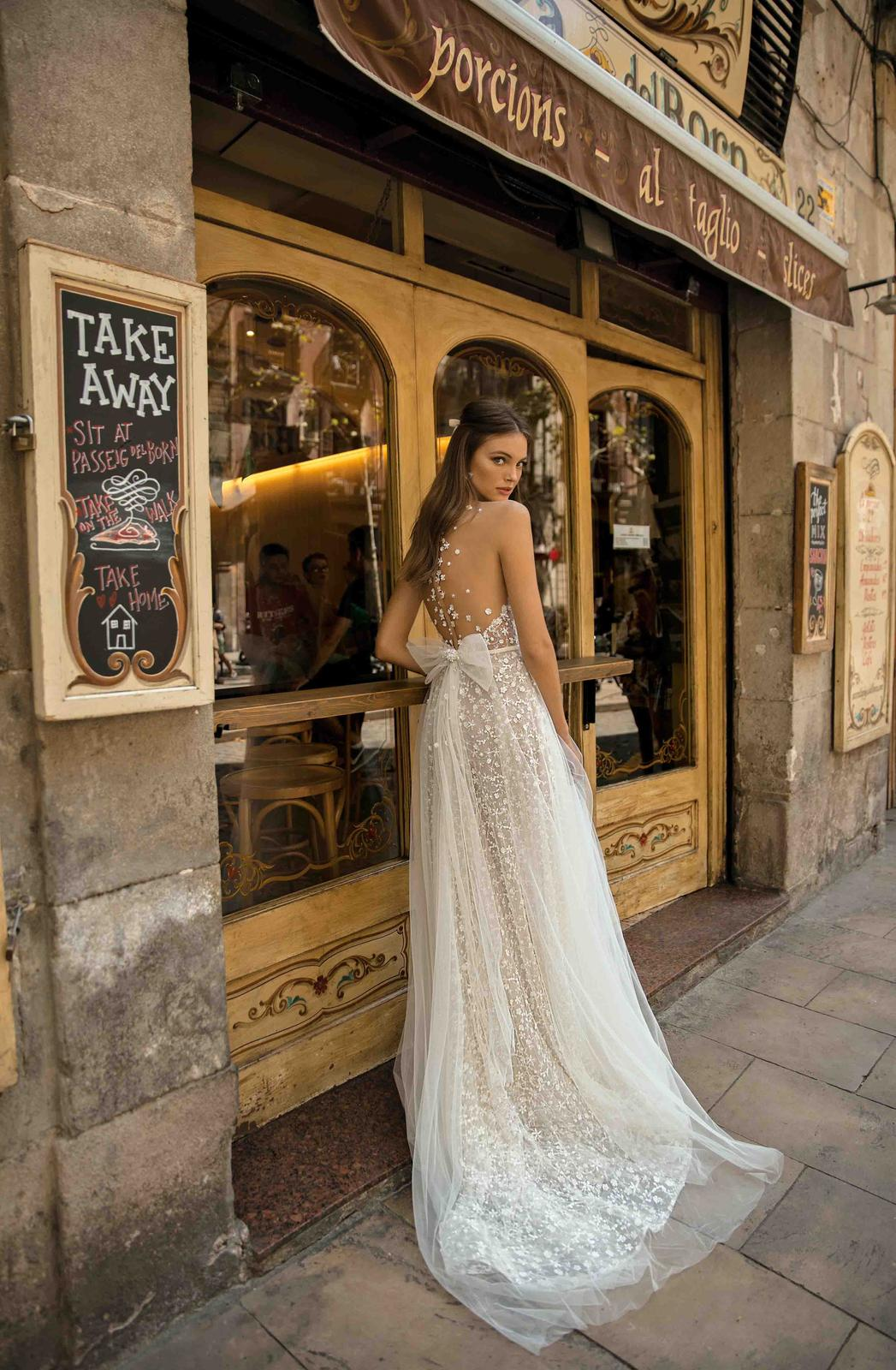 Muse by Berta * Svadobné šaty z kolekcií na rok 2019 - Obrázok č. 14