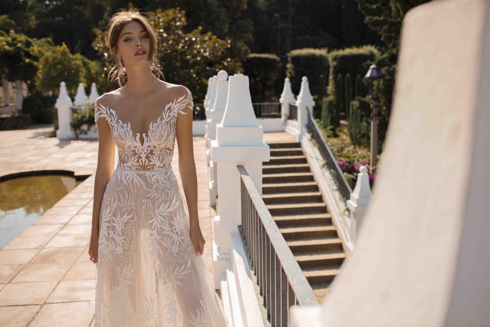 Muse by Berta * Svadobné šaty z kolekcií na rok 2019 - Obrázok č. 19