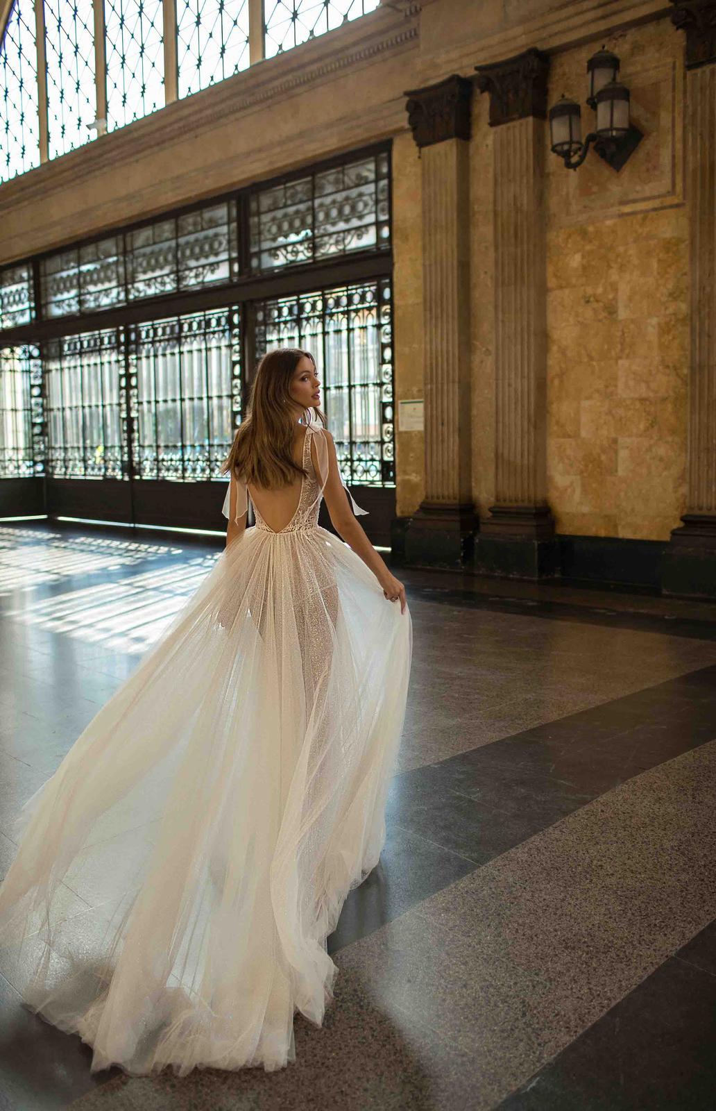 Muse by Berta * Svadobné šaty z kolekcií na rok 2019 - Obrázok č. 21