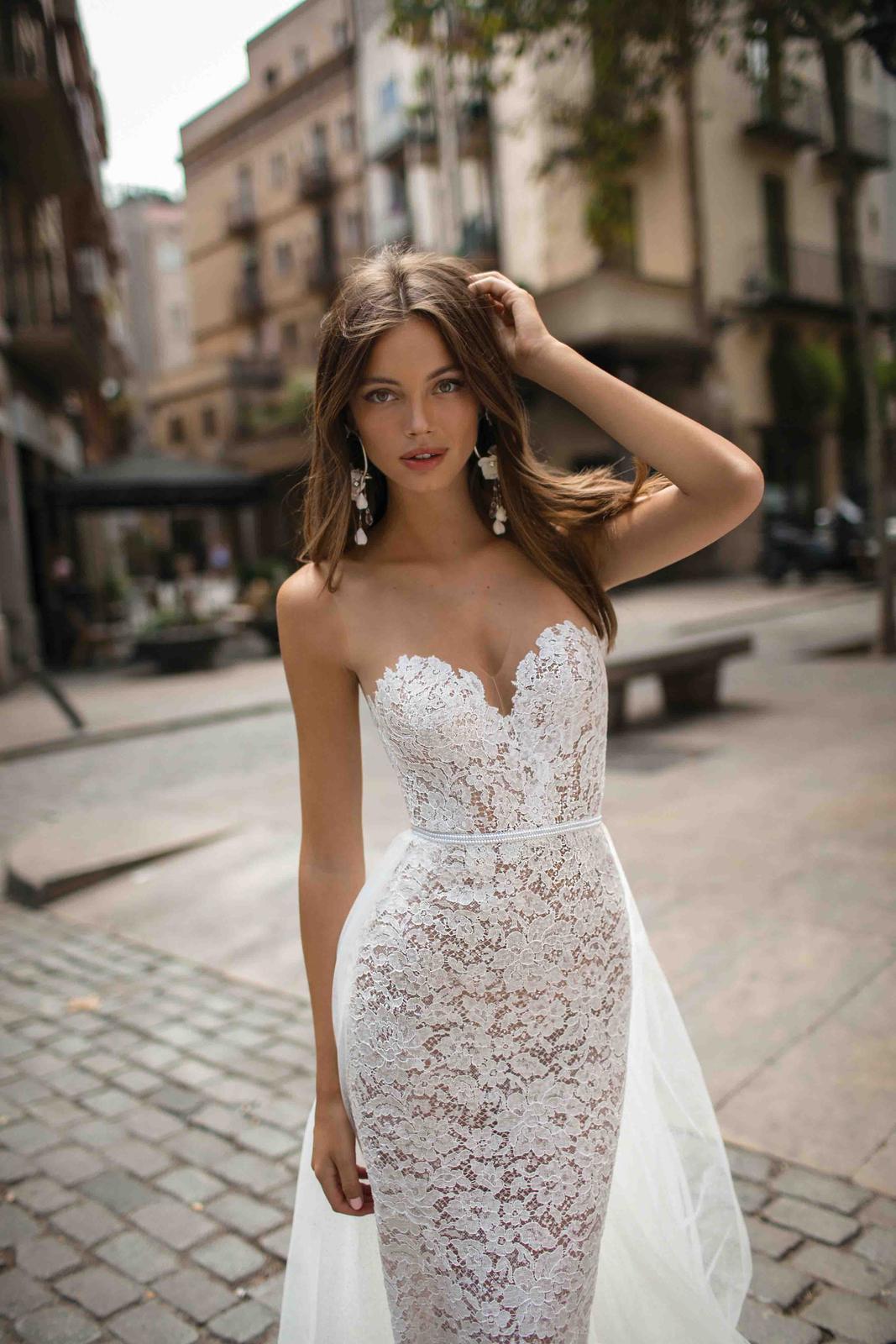 Muse by Berta * Svadobné šaty z kolekcií na rok 2019 - Obrázok č. 26