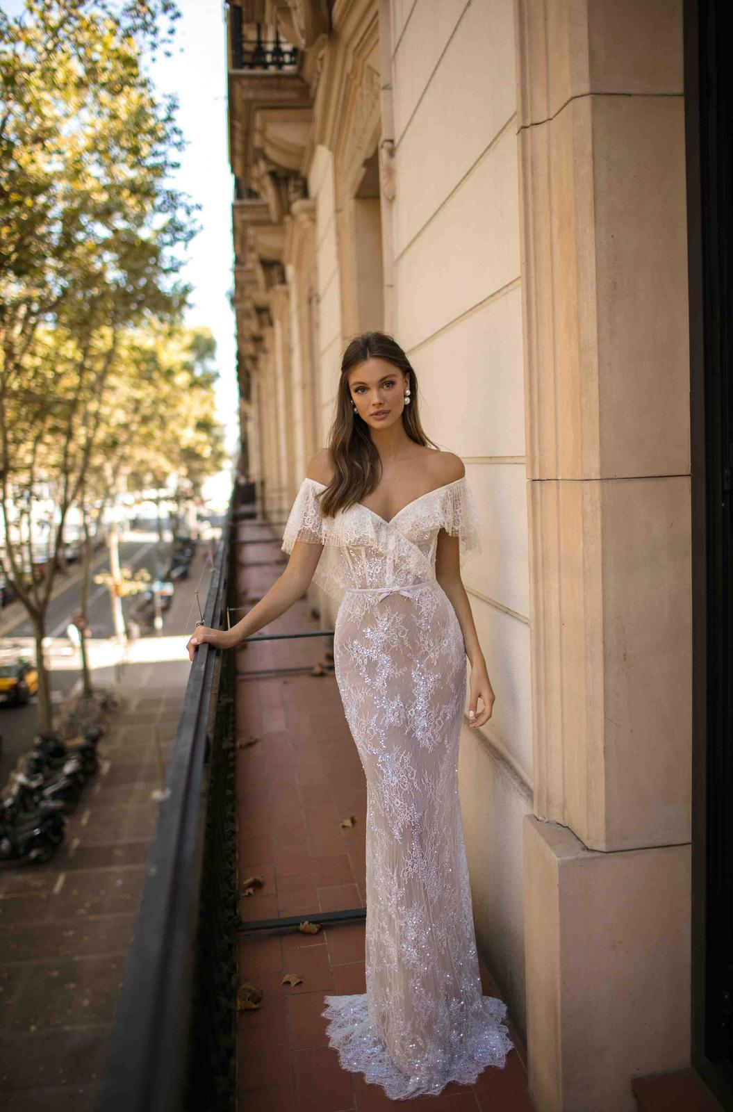 Muse by Berta * Svadobné šaty z kolekcií na rok 2019 - Obrázok č. 31