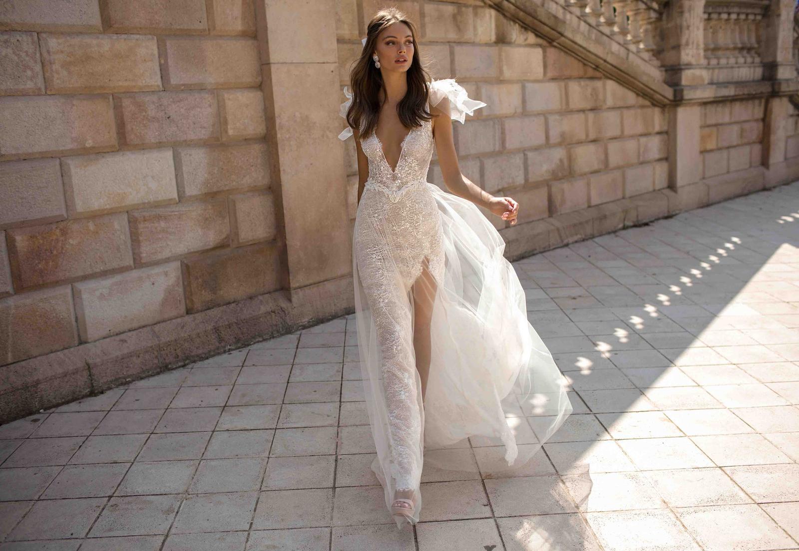 Muse by Berta * Svadobné šaty z kolekcií na rok 2019 - Obrázok č. 37