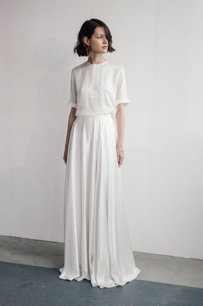 Tak jednoducho, ako sa len dá (minimalizmus v svadobných šatách) - Obrázok č. 85