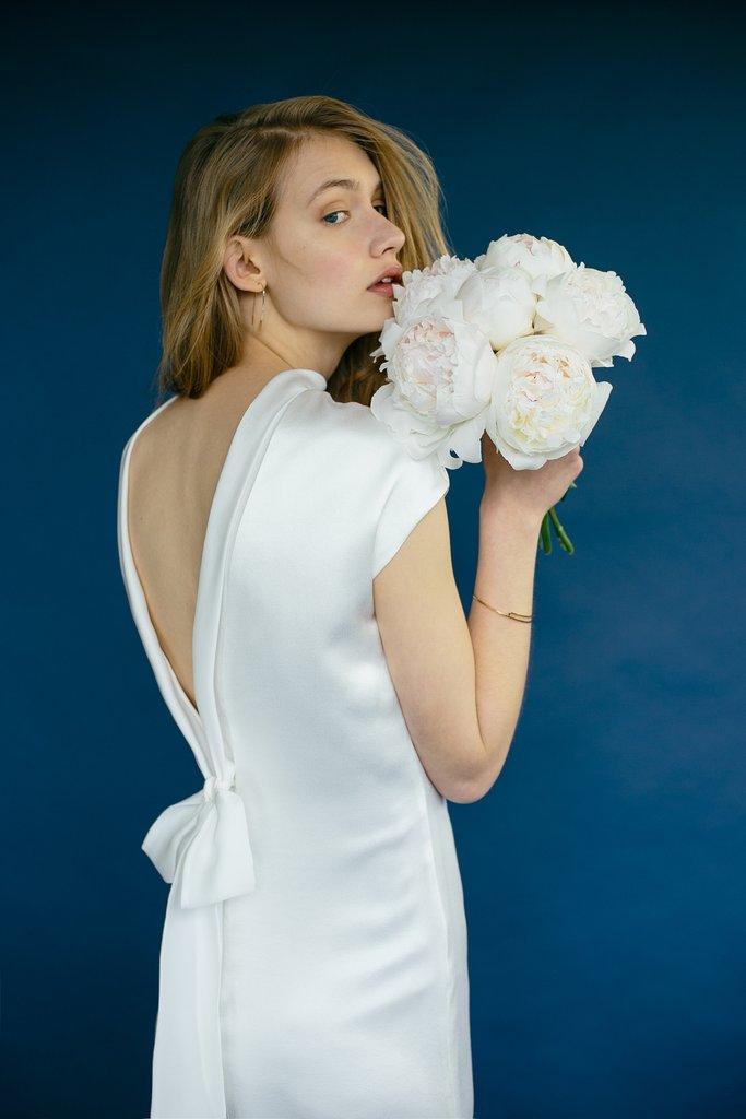 Tak jednoducho, ako sa len dá (minimalizmus v svadobných šatách) - Obrázok č. 86