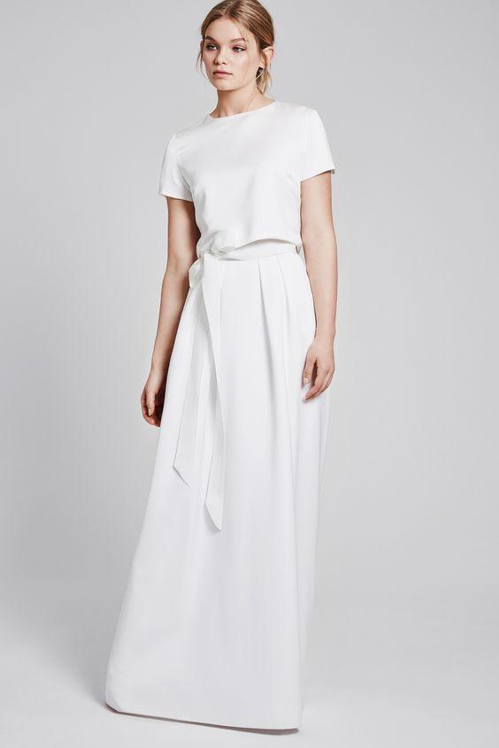 Tak jednoducho, ako sa len dá (minimalizmus v svadobných šatách) - Obrázok č. 88