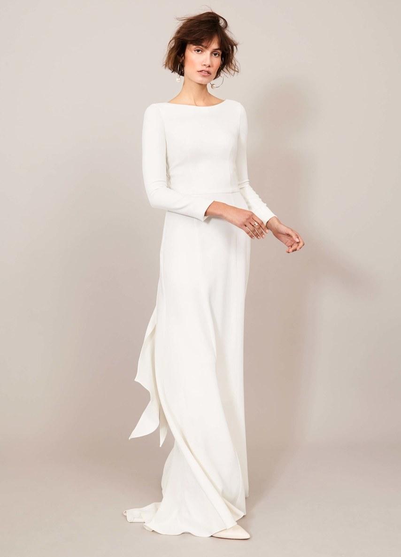 Tak jednoducho, ako sa len dá (minimalizmus v svadobných šatách) - Obrázok č. 89
