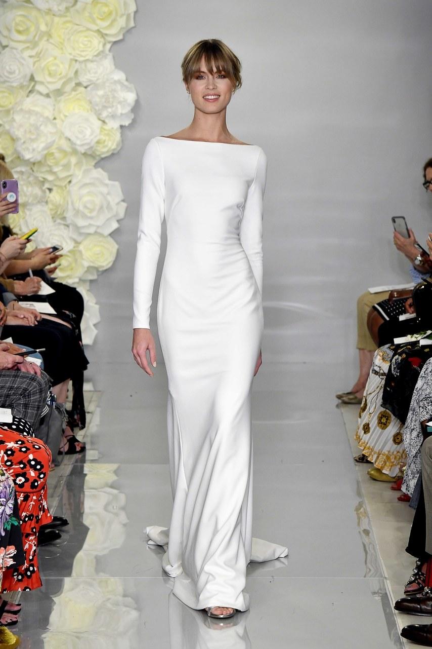 Tak jednoducho, ako sa len dá (minimalizmus v svadobných šatách) - Obrázok č. 91