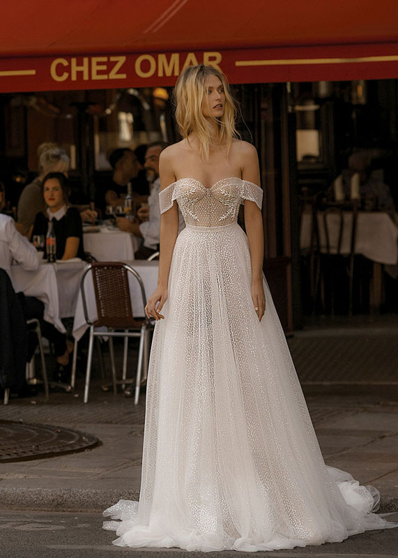 Gali Karten - Paris Collection * Svadobné šaty z kolekcií na rok 2019 - Obrázok č. 1