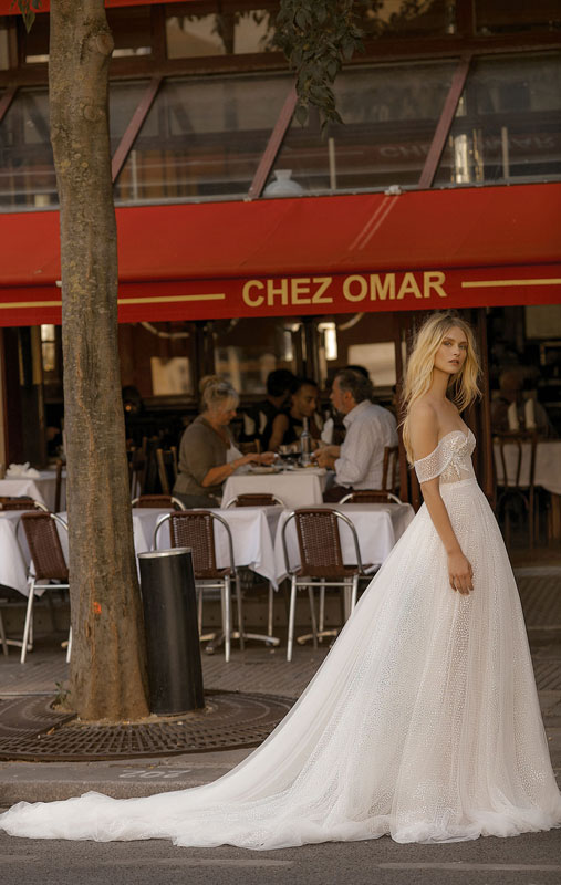 Gali Karten - Paris Collection * Svadobné šaty z kolekcií na rok 2019 - Obrázok č. 2
