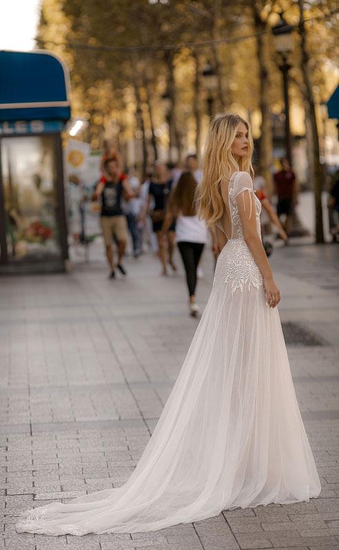 Gali Karten - Paris Collection * Svadobné šaty z kolekcií na rok 2019 - Obrázok č. 4