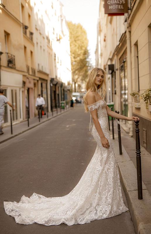 Gali Karten - Paris Collection * Svadobné šaty z kolekcií na rok 2019 - Obrázok č. 7